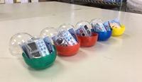 Gashapon toys, Tomica street lights set